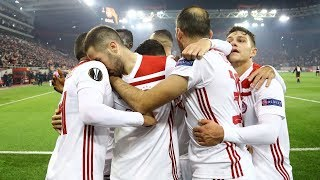 Highlights: Ολυμπιακός - Μίλαν 3-1 / Highlights: Olympiacos - AC Milan 3-1