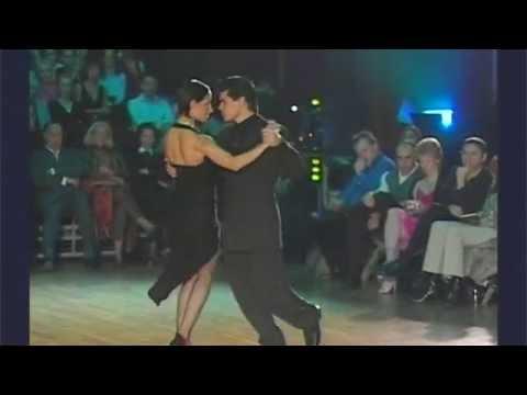 3rd Tango Festival London 2001 Alejandra Hobert & Adrian Veredice