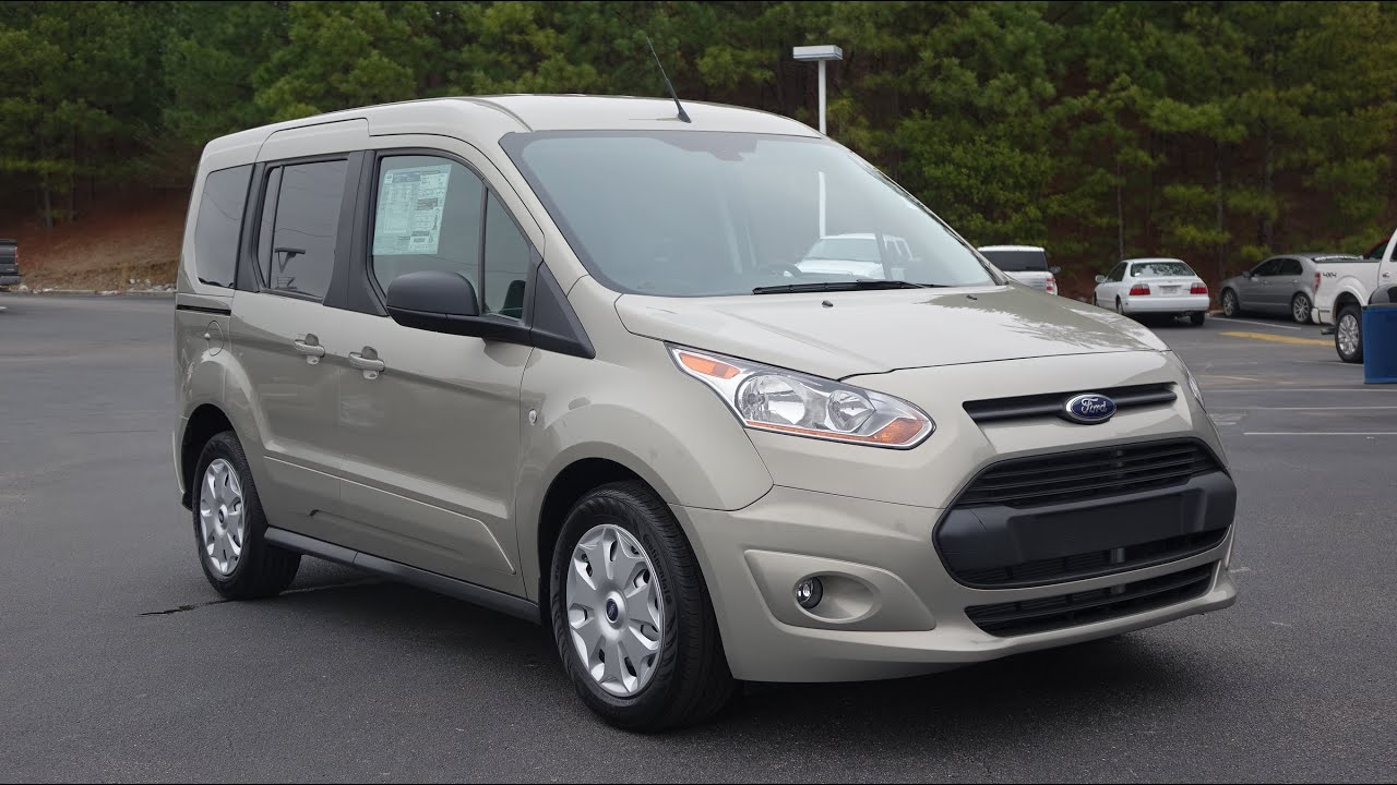 Ford Transit Connect Review 2014 2014 Ford Transit Connect What's New? Review Test Drive and Walkaround ...