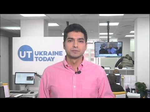 Ukraine Today Press Review: Western sanctions and oil prices hurt Russian economy