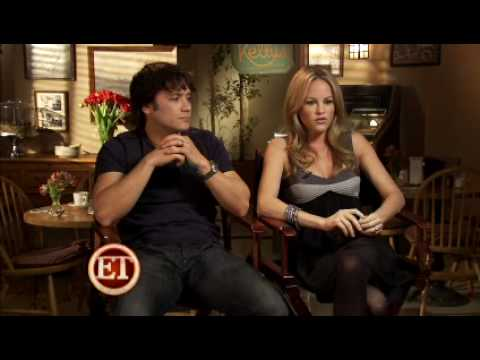 Maurice Benard & Dominic Zamprogna & Julie Marie Berman On ET 3/19/10 Video