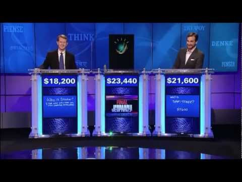 IBM's Watson on Jeopardy!