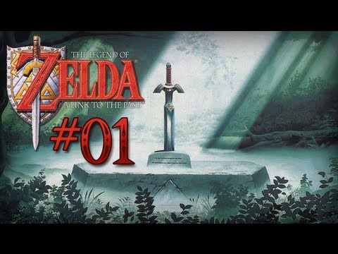 The Legend of Zelda: A Link to the Past – Part 1