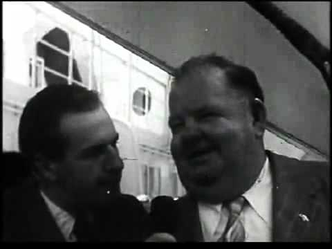 Oliver Hardy Interview 1952 (Laurel & Hardy)