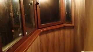 Остекление и обшивка с утеплением балконов и лоджий - недоро.