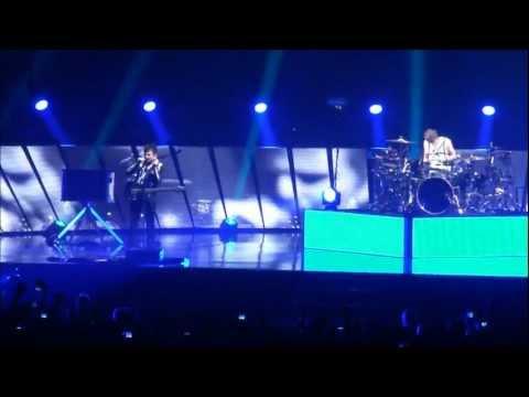 Muse - Supremacy [HD] live 17 12 2012 Ziggo Dome Amsterdam Netherlands