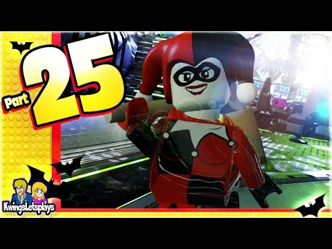 LEGO BATMAN 3 - Unlocking Harley Quinn, Poison Ivy & Swamp Thing!