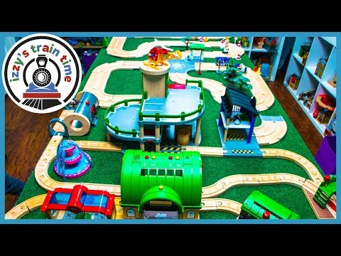 Toys for Kids | Thomas and Friends BRIO ROAD TRACK! Fun Toy Trains for Kids