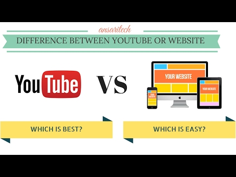 Difference Between Youtube Income or Website Income [A Must Watch For All Users]