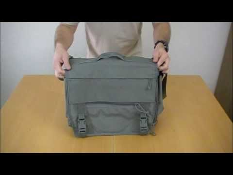 Discreet Messenger Bag from ITS Tactical