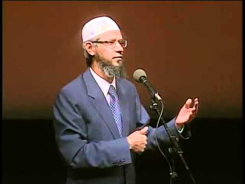 Dr. Zakir Naik in Saudi Arabia -Dialogue Between Religions-2/4