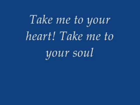Take Me To Your Heart  Lyrics video