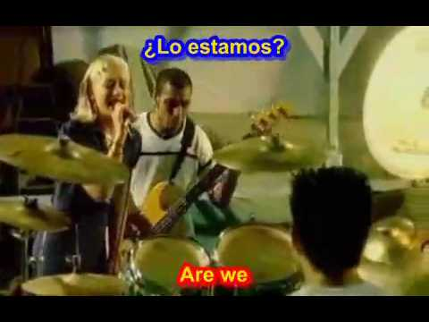 No Doubt - Don't Speak ( Sutitulado EspaÑol Ingles ) video