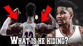 Here's The REAL REASON Why DeAndre Ayton was Suspended