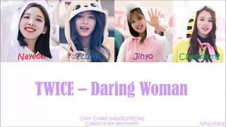 download lagu Twice트와이스 Daring Woman당돌한 여자 Han/rom/eng - Color Coded gratis