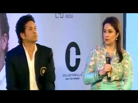 How Anjali broke news of father's demise to Sachin Tendulkar
