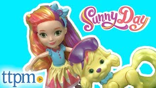 Sunny Day Pop-In Style Sunny, Lacey, Rox, Blair, Cindy, and Doodle from Mattel