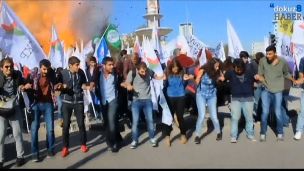 Shock & Panic in Turkey: Deadliest Terrorist Attack in Country's History PT. 1
