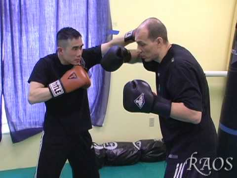 Kickboxing Training - Clinch Techniques Image 1