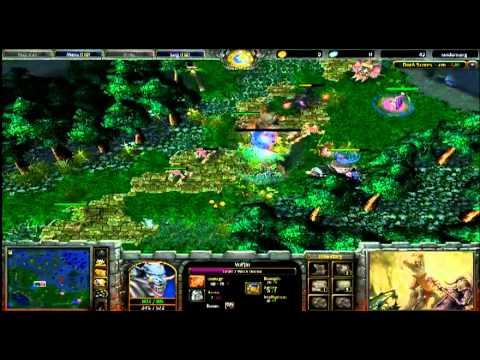 DotA: NaVi vs DRz, игра 1, Farm4Fame play-off, 1/2
