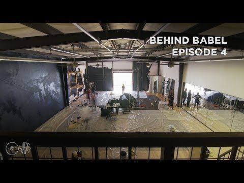 Behind Babel Episode 4 | BEYOND BABEL A New Immersive Dance Show