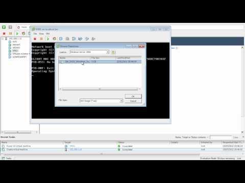 Curso gratuito VMware vSphere 5 ONLINE - Cómo crear máquinas virtuales