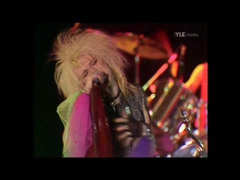 Hanoi Rocks - Underwater World