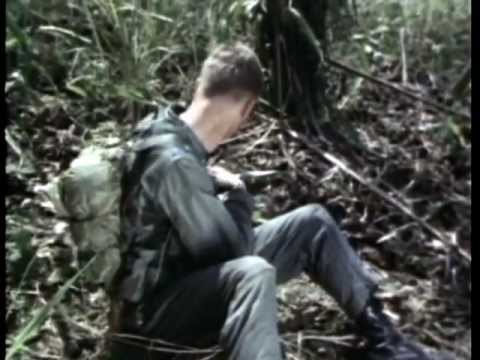 Camouflage for Evasion! - Military Survival & Special Ops Training Film