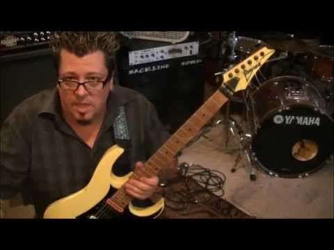 How To Play Everybody Have Fun Tonight By Wang Chung On Guitar By Mike Gross