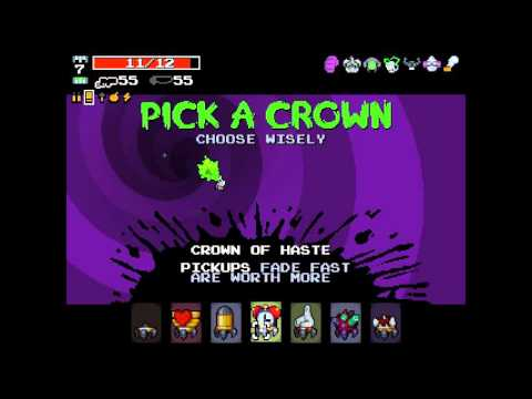 Nuclear Throne Tips - Crowns and Vaults
