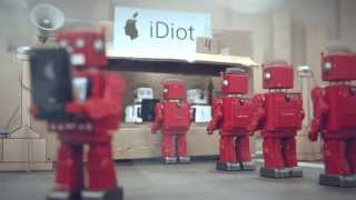 [Apple iDiots]: By Big Lazy Robot VFX