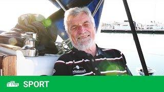 """Golden Globe Race –  Interview """"Valeur de sport"""" de Jean-Luc Van den Heede"""