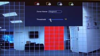 Motion Detection Region Tutorial