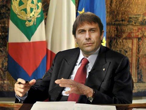 ANTONIO CONTE PRESIDENTE DELLA REPUBBLICA!