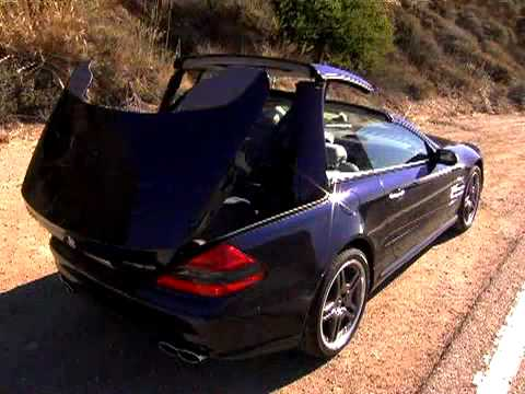 2007 BMW M6 Convertible vs. 2007 Mercedes-Benz SL65 AMG Video