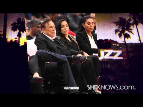V. Stiviano Under Investigation for Extorting Donald Sterling - The Buzz