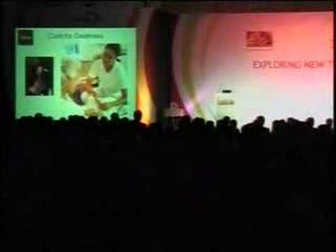 Staying Young - anti aging research - stop ageing process, getting old - Future of Health Speaker