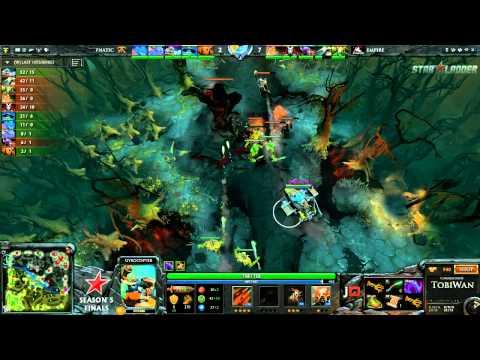 images of fnatic eu vs team empire game 1 starladder sv finals tobiwan