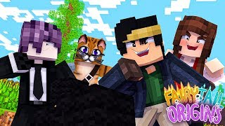 Meeting the Protectors | Minecraft Fairy Tail Origins| EP 06 (Magic Minecraft Roleplay)