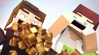 Blowing Chunks (Minecraft Animation)