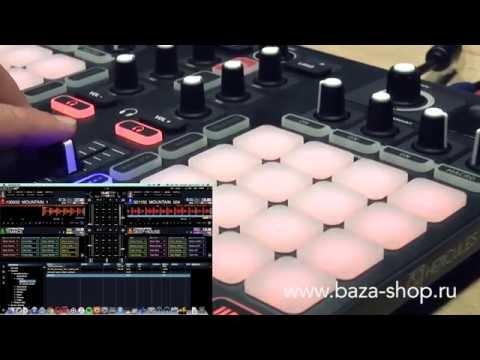Dj-контроллер Hercules P32 DJ. Подробный обзор