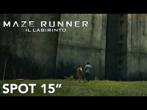 Maze Runner - Il labirinto | TV Spot Italiano Epic Review