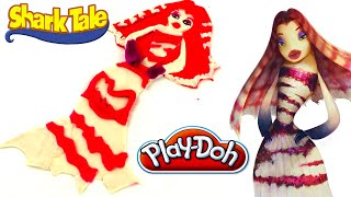 ♥ Play-Doh Lola Gorgeous Lion Fish from DreamWorks Animation Shark Tale (Plasticine Creation)