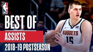 Western Conference's Best Assists | 2019 NBA Playoffs | State Farm