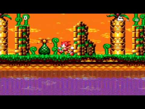 Misc Computer Games - Sonic 3 - Major Bosses