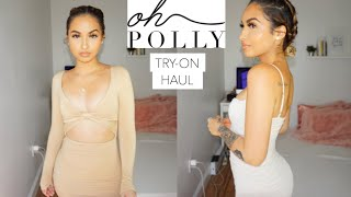 COME THRU OH POLLY !! TRY-ON HAUL..I AM SHOOK