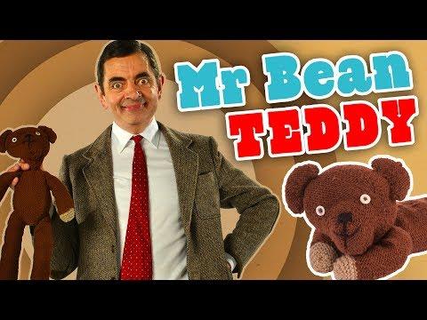Teddy Song! | NEW Mr Bean Music Video | Mr Bean Official