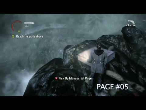 Alan Wake: 100% Collectible Guide - Episode One