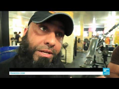 Reportage on Abu Azrael - may 2015 in Iraq - (France 24 English)