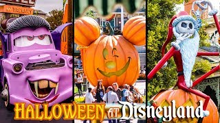 Top 10 Best Ways to Experience Halloween at Disneyland